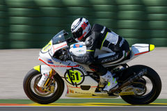 IRTA Test Moto2 Stock Photos