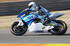IRTA Test Moto2 Stock Photo