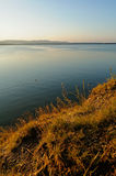 Irtyash Lake, Southern Urals, Russia - summer sunset picturesque  landscape Stock Image