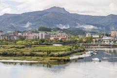Iru'n, Guipuzkoa, Spanje royalty-vrije stock foto