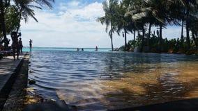Irufushi de Tailandia del sol de Maldivas Fotos de archivo libres de regalías