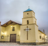 Iruya Church in Argentinian Salta Province. Royalty Free Stock Photos