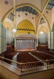 Irvine Auditorium universitet av Pennsylvania Arkivfoto