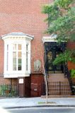 Irving dom Obraz Royalty Free