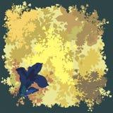 Irysowi kwiaty Obrazy Royalty Free
