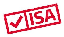 ISA不加考虑表赞同的人 免版税库存照片