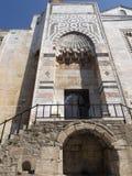 Isa土侯清真寺在Selcuk土耳其 免版税库存照片