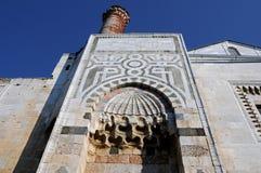 Isa Bey-moskee in Selcuk, Turkije stock foto