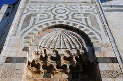 Isa Bey-moskee in Selcuk, Turkije stock fotografie