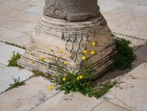 Isa Bey Mosque Lizenzfreie Stockfotos