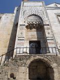 Isa Bey Mosque in Selcuk Turkey Royalty-vrije Stock Foto's