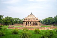 Isa Khan Niyazi's Tomb in Delhi, India Royalty Free Stock Image