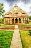 Isa Khan Niyazi tomb, Humayan complex,New Delhi Royalty Free Stock Photos