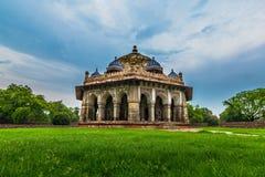 Isa Khan`s Garden Tomb, Delhi Stock Photo