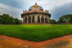 Isa Khan-` s Garten-Grab Stockfoto