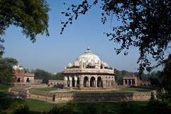 Isa Khan's Tomb Royalty Free Stock Photo