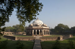 ISA KHAN'S TOMB, NEW DELHI, INDIA Stock Images