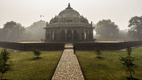 Isa khan's Tomb,New Delhi Stock Photography