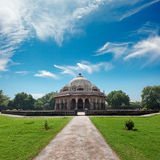 Isa Khan Tomb Royalty Free Stock Image