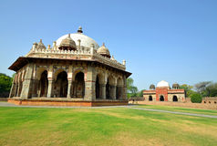 Isa Khan tomb complex Royalty Free Stock Photos