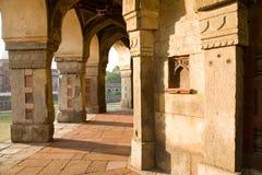 Isa Khan tomb, Delhi, India Stock Images