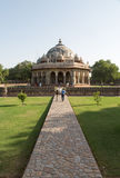 Isa Khan Tomb Enclosure, Delhi, Inde images libres de droits