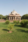Isa Khan Tomb Enclosure, Delhi, Inde photographie stock libre de droits