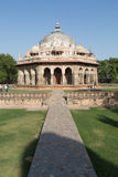 Isa Khan Tomb Enclosure, Delhi, Inde photos stock