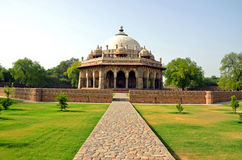 Isa Khan Tomb Royalty Free Stock Images