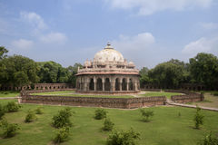 Isa Khan Tomb, New Delhi. India. Royalty Free Stock Photos