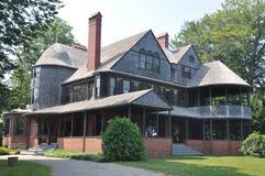 Isaac Bell House en Newport Foto de archivo libre de regalías