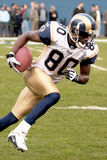 Isaac Bruce Stock Afbeelding