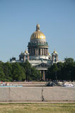 The Isaac Cathedral Royalty Free Stock Photos