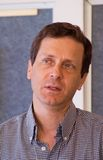 Isaac Herzog Stock Image