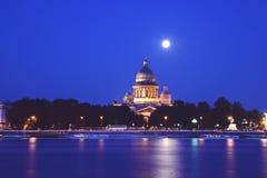 Isaac katedra w Petersburg Zdjęcie Royalty Free