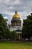 Isaac katedralny jest święty Zdjęcie Stock