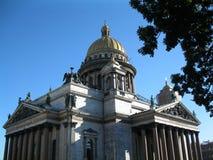 Isaac katedralny jest święty Obrazy Royalty Free