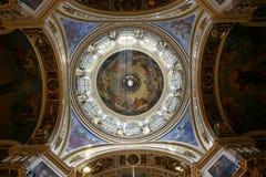 Isaac katedralny s st. Zdjęcia Stock
