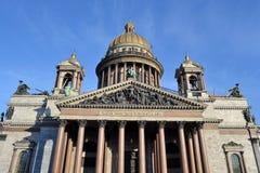 isaac katedralny st s zdjęcie royalty free