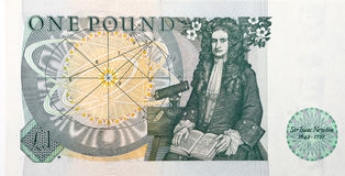 Isaac Newton Royalty Free Stock Photography