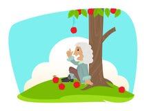 Isaac Newton Royalty-vrije Stock Foto