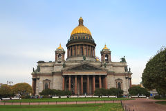 Isaac's Cathedral Stock Image