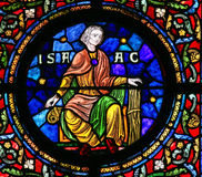 Isaac, son of Abraham Stock Images