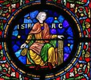 Isaac son av Abraham Arkivbilder