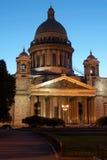 isaakievsky的大教堂 免版税库存图片