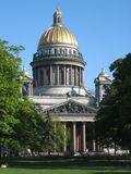 Isaakievsky cathedral Royalty Free Stock Photography