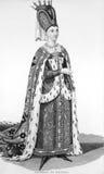 Isabeau of Bavaria Stock Image