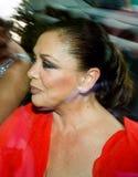Isabel Pantoja, spanish celebrity Royalty Free Stock Photos