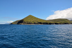 Isabela-Insel Stockbild