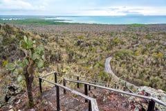 Isabela Island Landscape Royalty Free Stock Image